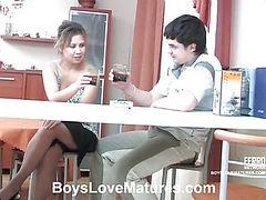 Shenythia&Adam naughty mature movie