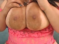 Fat girl drilled by big cock