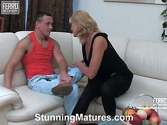 Bridget&Connor awesome mature video
