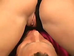 Bisexual threesome with great anal