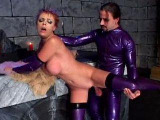 Fabulous pornstars Layla Jade and Brandy Starz in horny cunnilingus, foot fetish sex scene