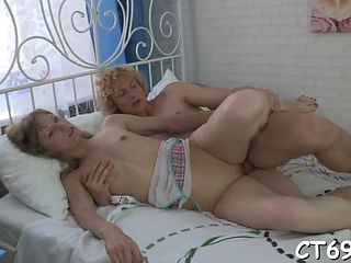 Hard Cock Brings Hot Orgasms Feature Film 1