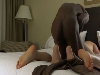 Housewife Gets Fucked Hard By Black Bull