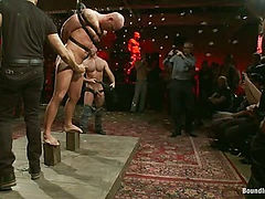 Live Shoot: Bound In Public Launch Party