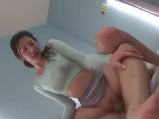 Wet horny co teacher agreed to fuck together