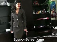 Irene&Ernest horny strapon movie
