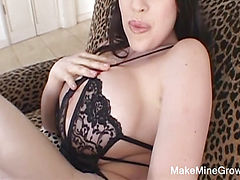 Big Tits Daphne Suck Big Cock And Screwed Her Ass