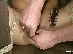 Dylan Ryan Day 3<br>Facing Fears with Extreme Binds and Pussy Stretching