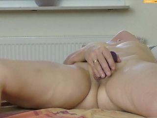 Butt massage asshole massage vibrator orgasm hidden cam