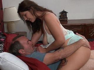 Girls swallowing multiple cum loads