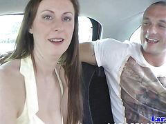 Mature british pornstar fucked by a happy fan