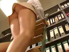 German very hot office sex. Beautiful hottie (Try something different  Free)