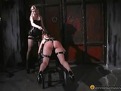 Pointer thrashes her sweet beauty