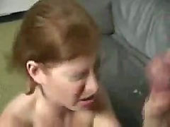 Handjobs and cumshots in compilation