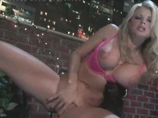 Blonde Hottest Strip Show