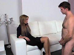 Cute girl hard sex