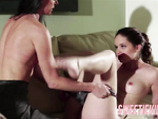 Sexy college babe India and Jenna loves in a steamy lesbians sex
