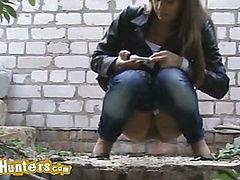 Fresh air outdoor pis