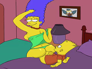 Mother Cartoon sex with