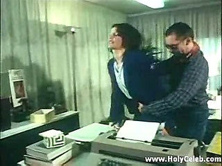Secretary Gets Assfucked