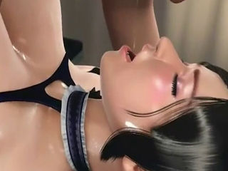 Hardcore Hentai Fuck For Busty Brunette