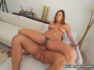 Exotic pornstars Keisha Grey, Chad White in Incredible Redhead, Big Ass xxx movie