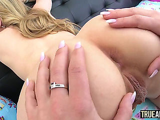 Wife big cock otngagged cumming