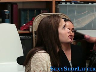 Delinquent Teens Sucking