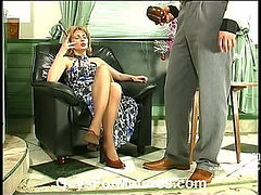 Patty&Morris naughty mature action