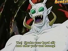 Hentai monster fuck