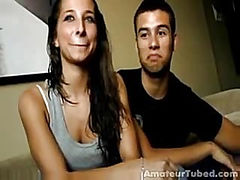 Teen spanish couple