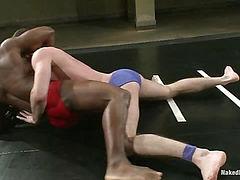Derek Reynolds vs. Troy Daniels  The Oil Match