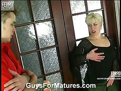 Penny&Mike furious mature action