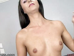 Lina Cole Throat Fucked By James Deen