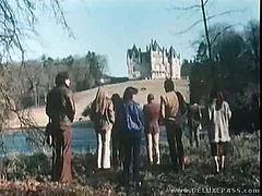 French Retro Scenes 1