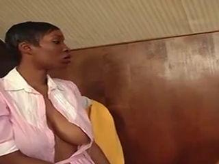 Milf Ebony Maid