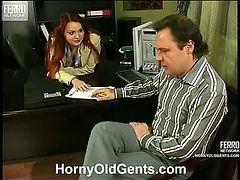 Hazel&Hubert oldman sex movie