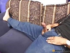 Her soft pussy fucked by a dick its