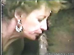 Retro Interracial Wife Fuck