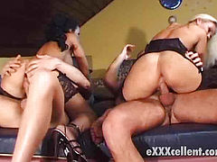 sinfully lesbians getting double
