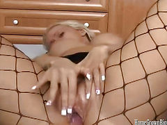 Beautiful Blonde Nicole Takes A Creampie From Kevin