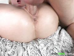 Teen Dakota Skye gets oral