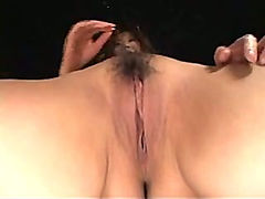 Cute Japanese Pussy Close-Up