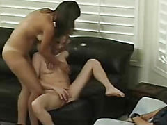 His fingers picking in her tender pussy