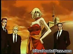 Anime Cock Monsters