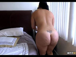 Latina Maid Will Do Things For Cash