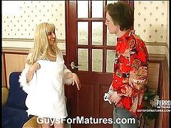 Alana&Tobias awesome mature video