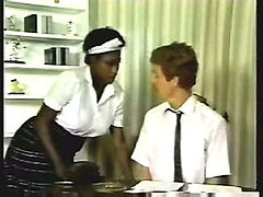 Ebony Ayes - Girls of the Double D (1986)