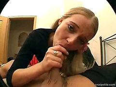 Teenage anal virgin
