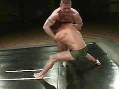 Dean Tucker vs DJThe Oil Match